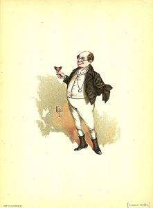 Mr Pickwick, från Pickwickklubben