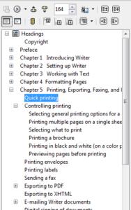 Navigator i LibreOffice