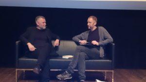 Jan Arnald och Per Adolfsson