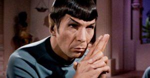 Spocks logik gör det enkelt att avslöja vad som kommer att hända