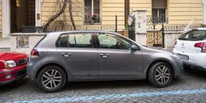 Vad har fickparkering med skrivande att göra? Se nedan. (Bild: David Castor, CC0)