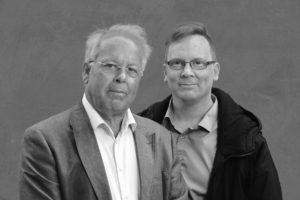 Thomas Karlsson och Lennart Guldbrandsson